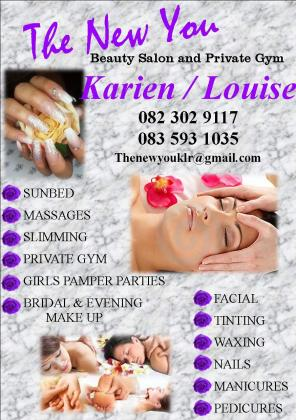 The New You Beauty Salon & Private Gym