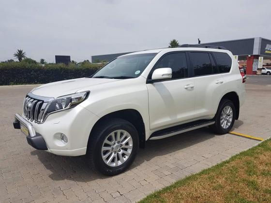 Toyota Prado 3.0 VX Diesel Automatic for sale