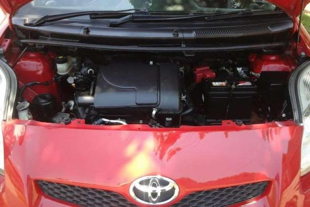 Toyota yaris T1