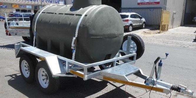 water tank trailers