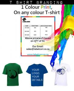 Labelcorr PTY LTD T-Shirt printing