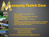 Monopoly thatch care services