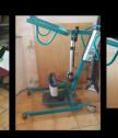 Patient hoist/lifter
