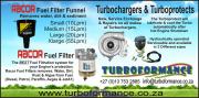 Racor Fuel Filter/Water Separator