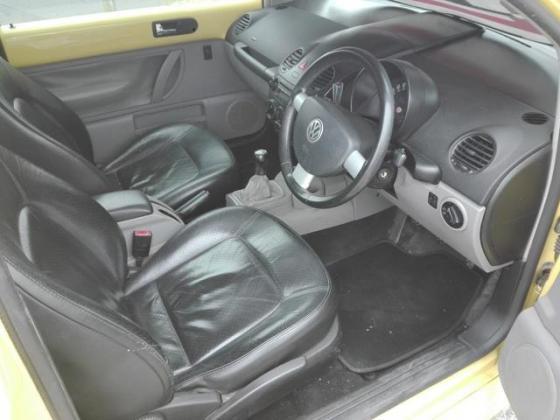 2005 VW BEETLE 2.0 HIGHLINE