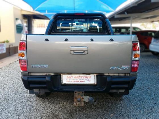 2008 Mazda Drifter BT-50 3.0CRDi SLX P/U F/Cab for sale