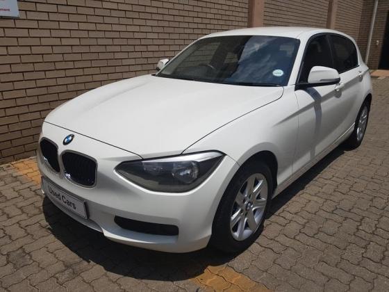 2014 BMW 116i Manual 5Dr @ R199,000