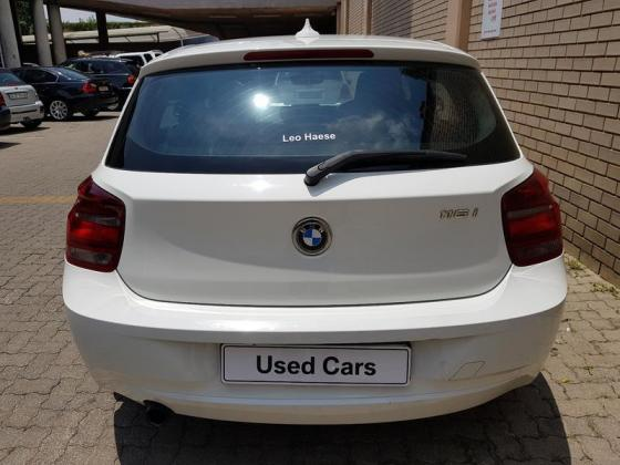 2014 BMW 116i Manual 5Dr @ R199,000