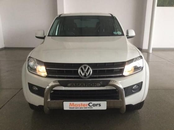 2014 Volkswagen Amarok 2.0TDi Trendline 103KW D/Cab