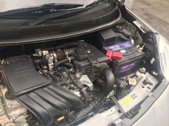 2015 Nissan Micra 1.2 Visia+.