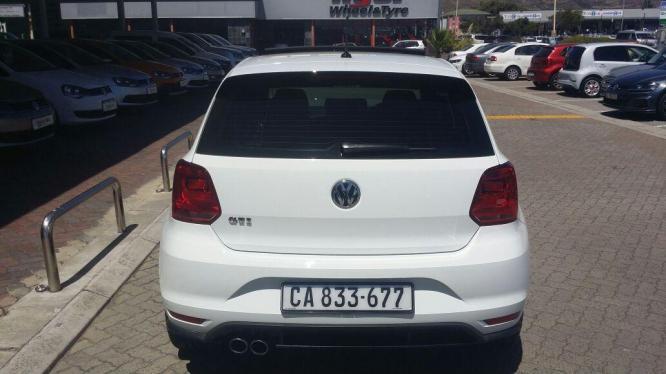 2015 VW Polo GTI DSG