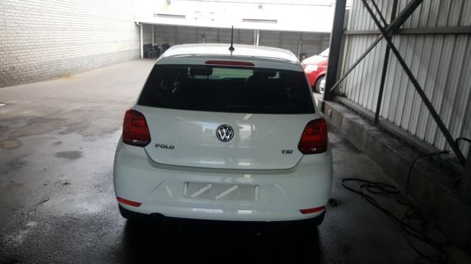 2015 VW Polo TSI Comfortline
