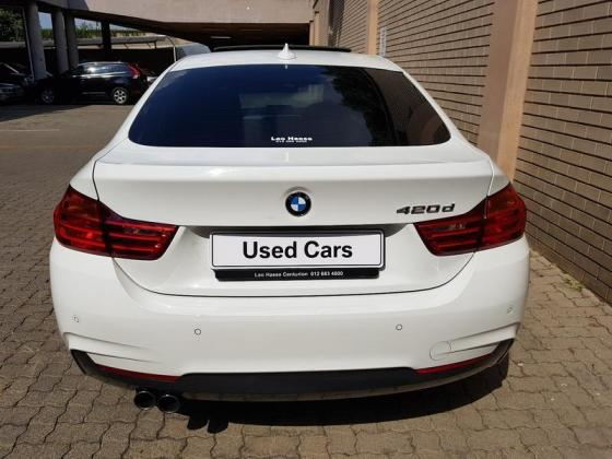 2016 BMW 420d Gran Coupe M Sport