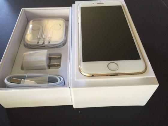 Great condition iphone 6splus in rose gold in Cape Town, Western Cape
