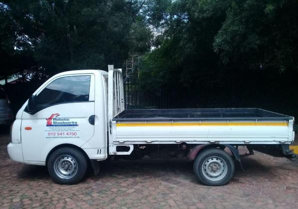 2008 Hyundai H100 Bakkie for sale