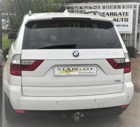BMW X3 2.0 DRIVE DIESEL