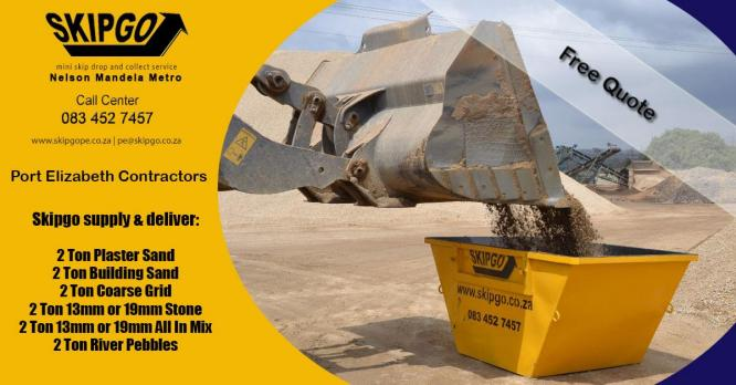 Skip hire for all your building needs!