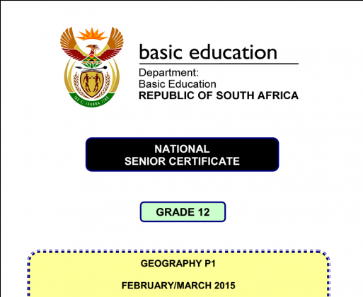 GEOGRAPHY LESSONS GRADE 10 - 12 POLOKWANE