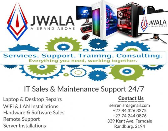 IT Support for Small/Home Businesses