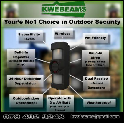 KweBeams Early Warning System in Middelburg-Mpumalanga, Mpumalanga