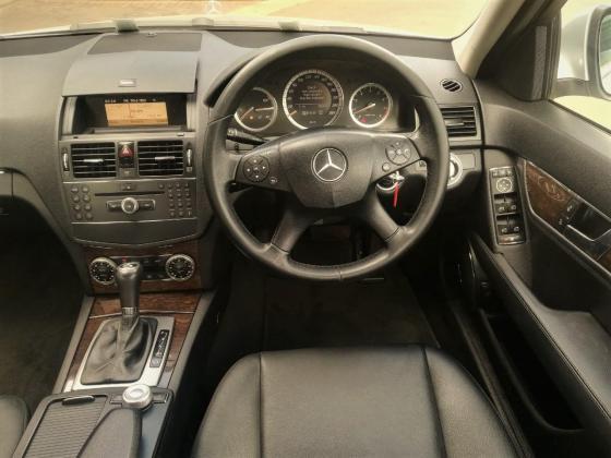 MERCEDES BENZ C280 ELEGANCE AUTO V6