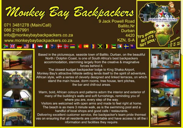 monkey bay backpackers