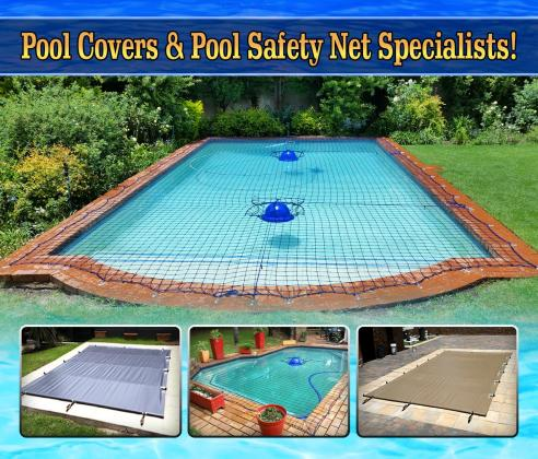 Pool nets And covers installed by Nets4Pools