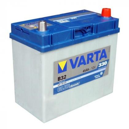 Varta B32 /636 12v 45ah Car Battery - Maiden Electronics Battery Fitment Centre R1144