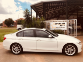 2013 BMW 320D A/T MSPORT pack