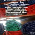 Heavy Duty Tarpaulins & Cargo Nets For Sale ,All Sizes,All Colours
