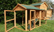 Rabbit Hutches & Chicken Coops For Sale!!
