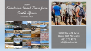 ISRAEL TOUR FROM SOUTH AFRICA - A PILGRIMAGE 4 July School Holidays- Family Tour.