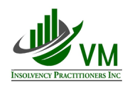 VM INSOLVENCY PRACTITIONERS INC.