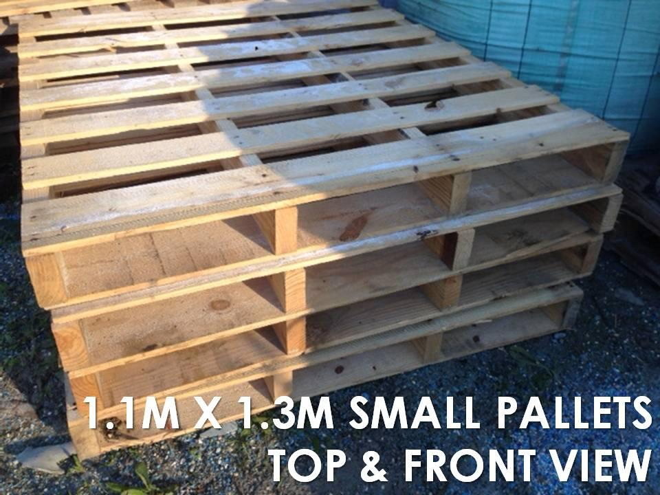 Affordable Second Hand Wooden Pallets Available For Sale