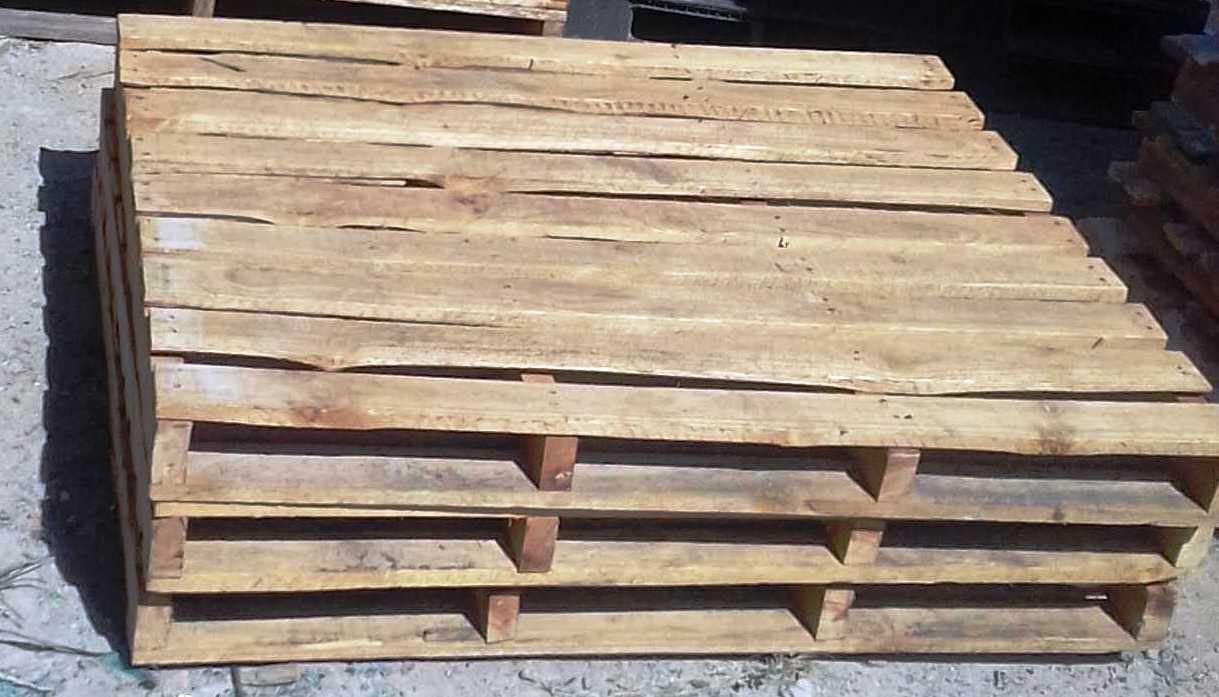 Affordable second hand wooden pallets available for sale ...