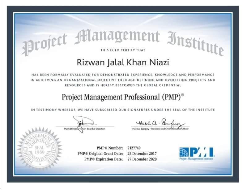 We Sell Pmp Certificates Without Exams 100 Money Back Guarantee D