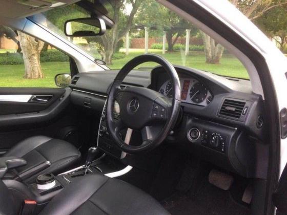 2008 Mercedes-Benz B-Class Hatchback