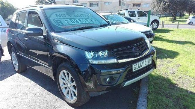 2014 Suzuki Grand Vitara 2.4i Summit 4x4