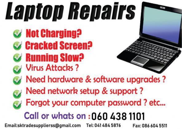 Designs, Computers & Laptop repairs