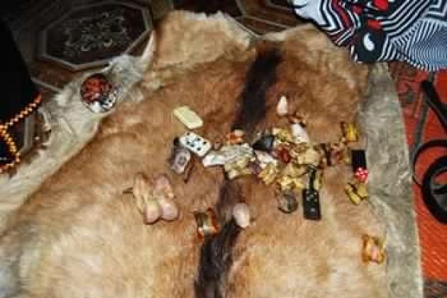 Herbalist traditional healer