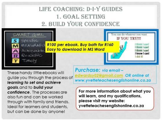 Life  Coaching: self-help e-books