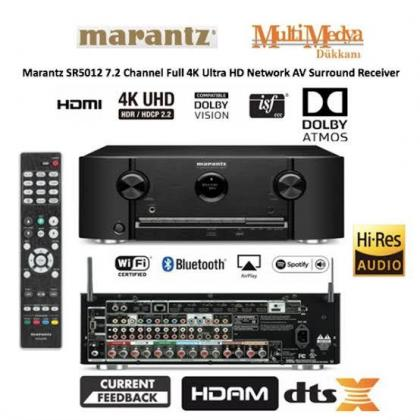 MARANTZ SR5012 AV RECEIVER BRAND NEW / LATEST 2018 MODEL