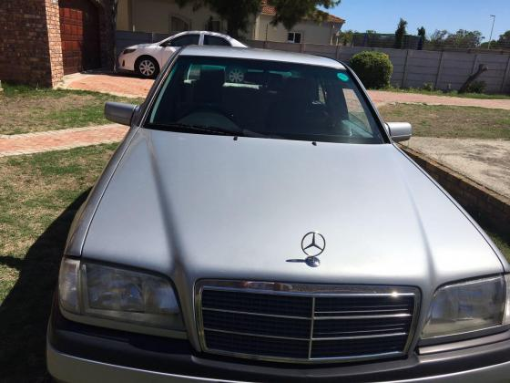 Mercedes Benz W202 C180 for sale