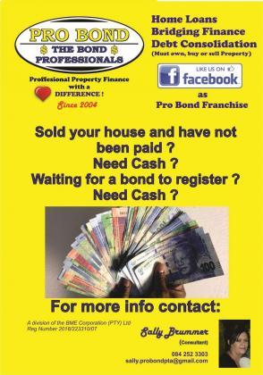 NEED MONEY TO UPGRADE YOUR HOME? in Pretoria-Tshwane, Gauteng