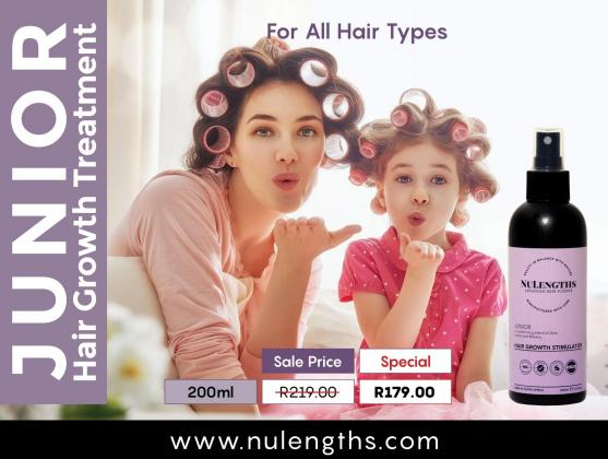 NuLengths Powerful Hair Growth & Conditioning Treatments will fix hair problems fast.