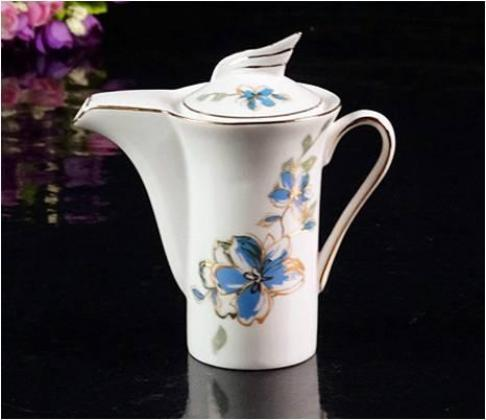 Porcelain Coffee Set