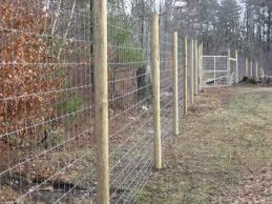 Post & Rail and all other Fencing installations
