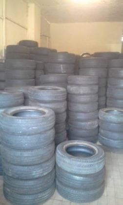 QUALITY USED & NEW TYRES ON SALE IN PRETORIA WEST
