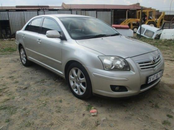 Silk 2007 Toyota Avensis 2.0 Advanced A/t for sale