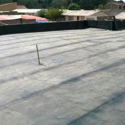 TORCH ON waterproofing systems